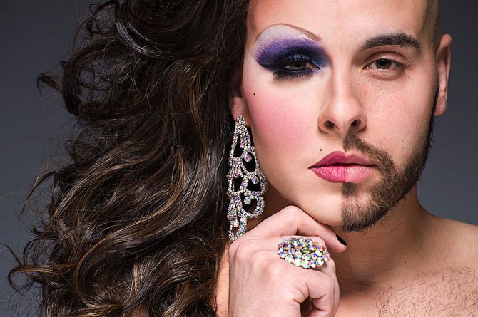 Транссексуальный мужчина, фотограф Лиланд Бобб (Leland Bobbe)