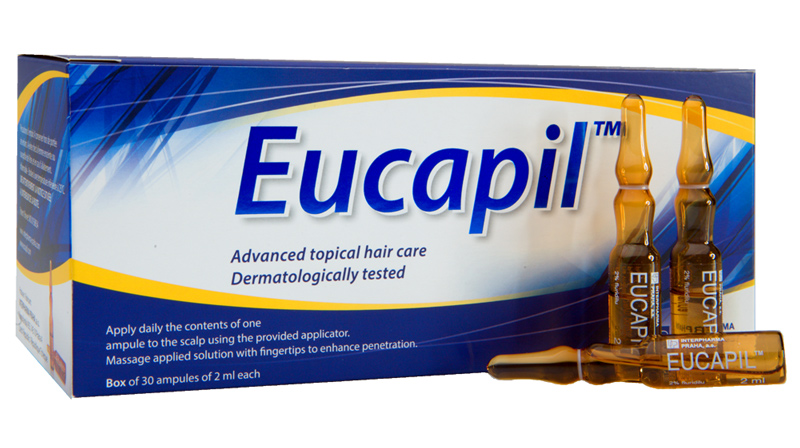 Eucapil от гирсутизма