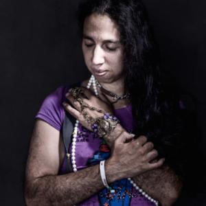 Трансгендер Диник, в прошлом мужчина из Латинской Америки, фотограф Бенедикт Эванс (Benedict Evans)