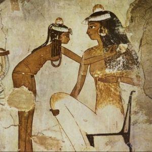 Депиляция в Древнем Египте