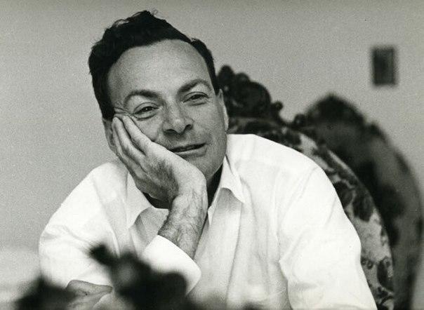 Ричард Фейнманн: смотрим на руки