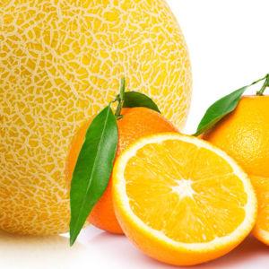Дыни и апельсины — естественный источник инозитола