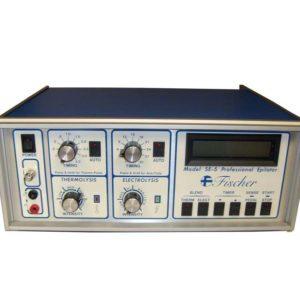 Электроэпилятор Fischer SE5 выглядит как ВЧ генератор :) Режимы термолиза, электролиза и бленда.