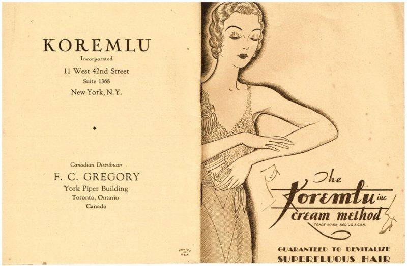 Брошюра Koremlu с гарантиями результата и безопасности (1932 г.)
