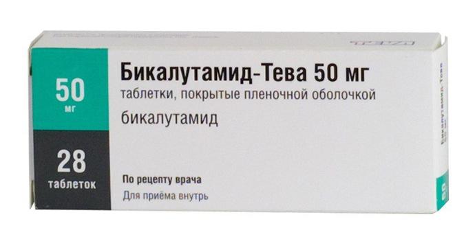 Бикалумид (bicalutamide)