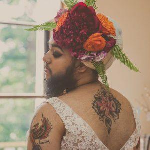 Бородатая леди Харнаам Каур